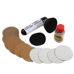 Rotary Sander Kit for Woodturners