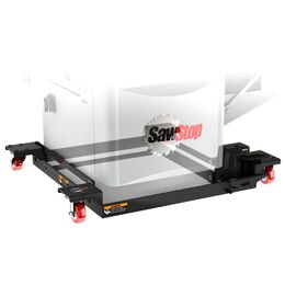 SawStop MBICS000 Mobile Base for Industrial Cabinet Saw