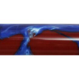 Blood in the Water - Poly Resin Pen Blank