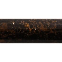 Blackened Gold - Poly Resin Pen Blank