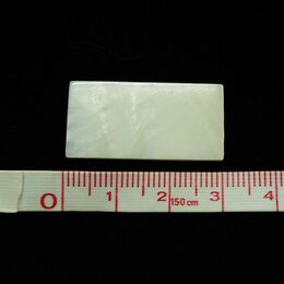 Mother of Pearl Slab 30mm x 15mm x 1.8mm