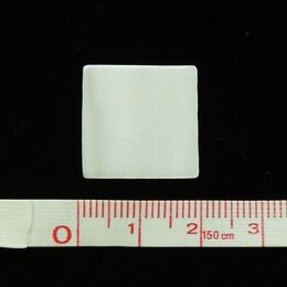 Mother of Pearl Slab 20mm x 20mm x 1.8mm