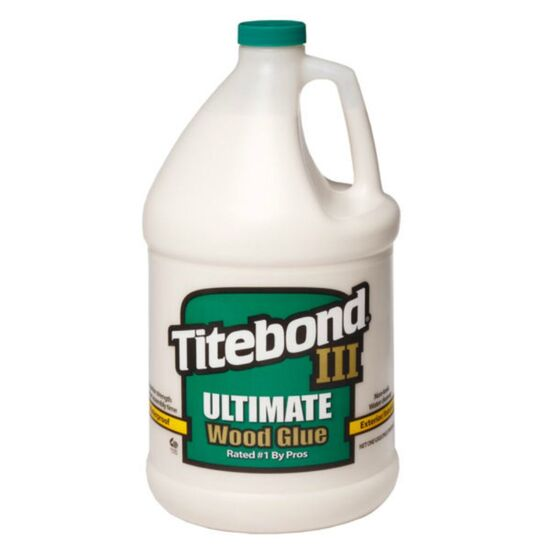 Titebond III Ultimate Wood Glue - 3.785L