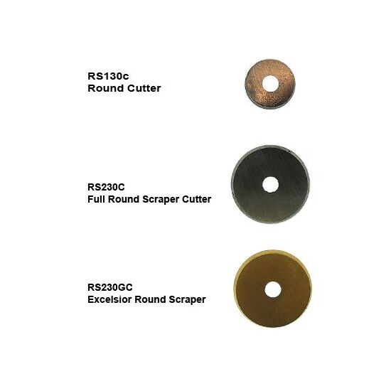 Robert Sorby Round Cutter(Size:RS230GC)