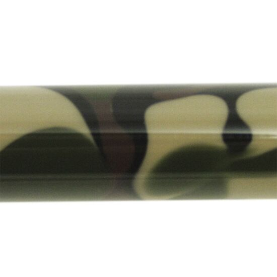Metre Long Acrylic - Camo Ribbon
