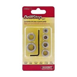 Drill Stop & Guides