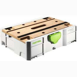 Festool Systainer SYS 1 T-Loc with MFT Timber Lid (500076)