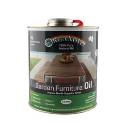 Organoil Garden Furniture Oil Clear
