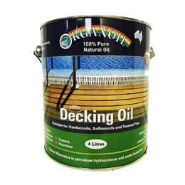 Organoil Decking Oil (Jarrah)